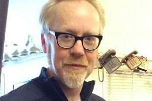 "AUDIO: Adam Savage of ""Mythbusters"""