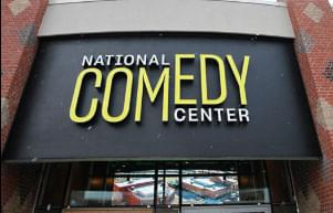 WIN: Overnight stay and tickets to National Comedy Center