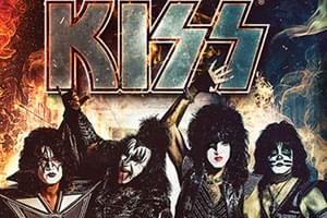 WIN: Front Row KISS Tickets!