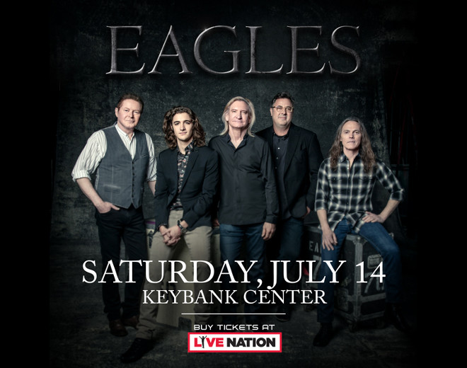 The Eagles at KeyBank Center