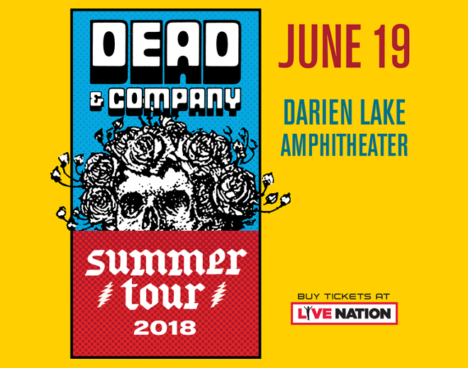 Win Dead & Company Tickets