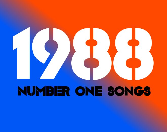 Number One Songs of 1988