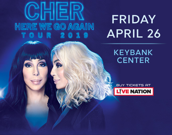 Cher at KeyBank Center