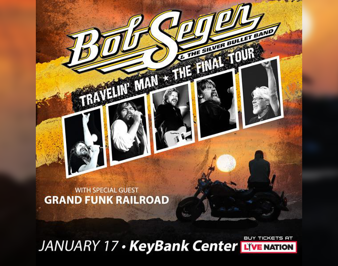 Bob Seger's Final Tour Coming To Buffalo