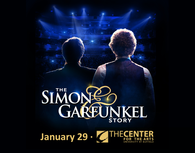 Simon & Garfunkel Story at Center For The Arts