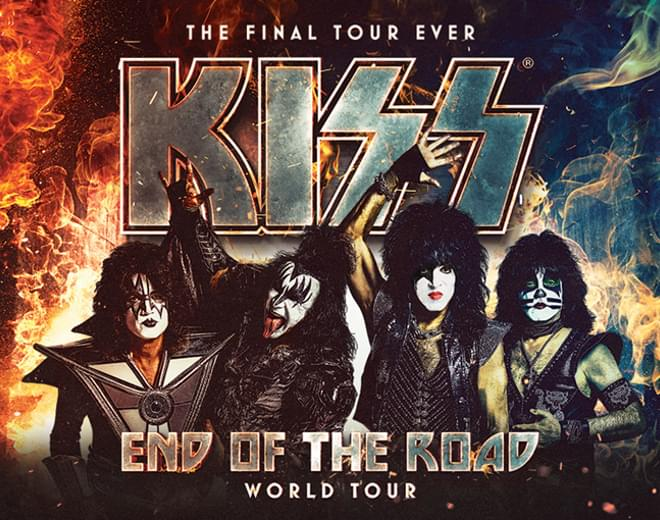 Final KISS Tour Coming To Darien Lake