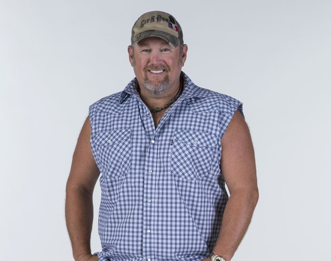 Listen: Larry The Cable Guy
