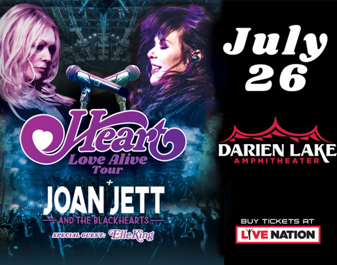 See Heart at Darien Lake
