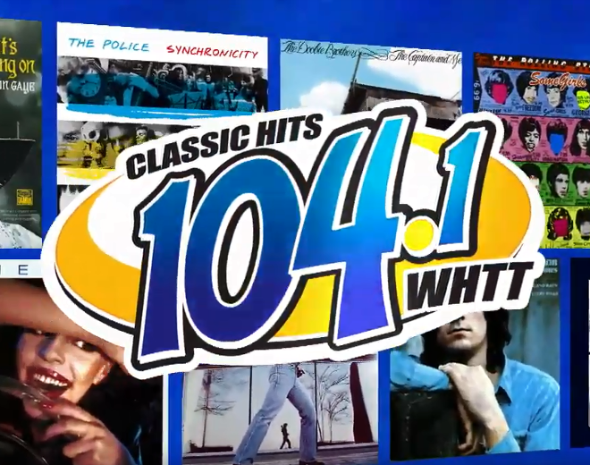 Classic Hits 104.1 on TV!