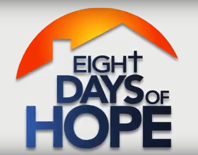 Audio: 8 Days of Hope