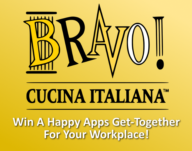 Win Bravo Happy Apps For Your Workplace