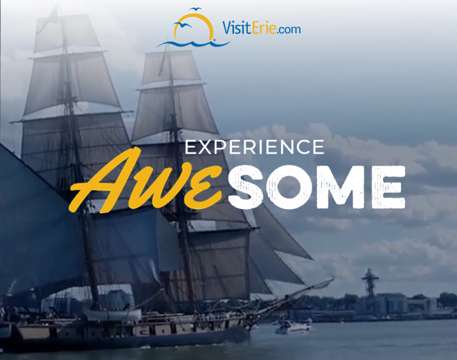 Experience Awesome In Erie