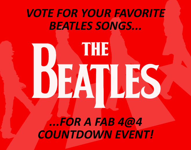 Vote For Your Favorite Beatles Song