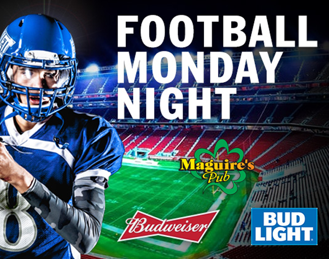 Football Monday Nights Are Back!