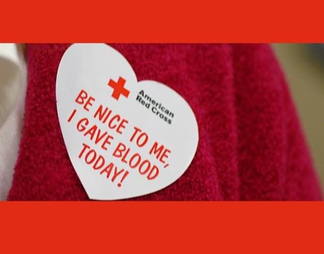 15th Annual WBNQ Red Cross Blood Drive