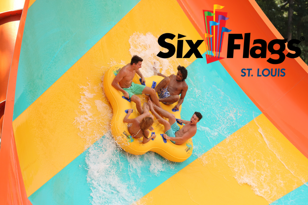 text to win weekend six flags st louis tickets 101 5 wbnq fm
