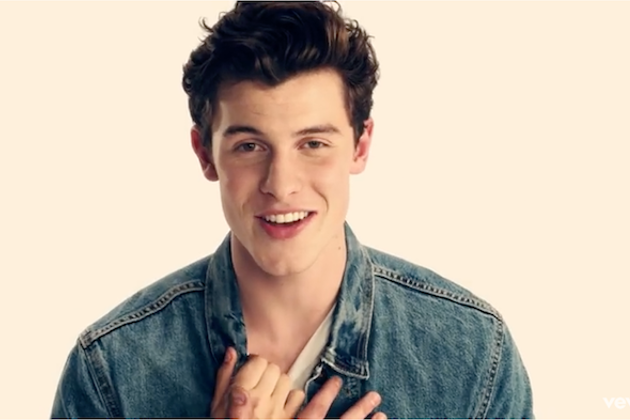 "Shawn Mendes ""Nervous"" [VIDEO]"