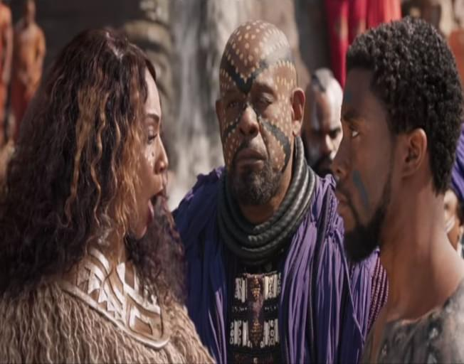 Tiffany Haddish Spoofs 'Black Panther' & It's Crazy Funny