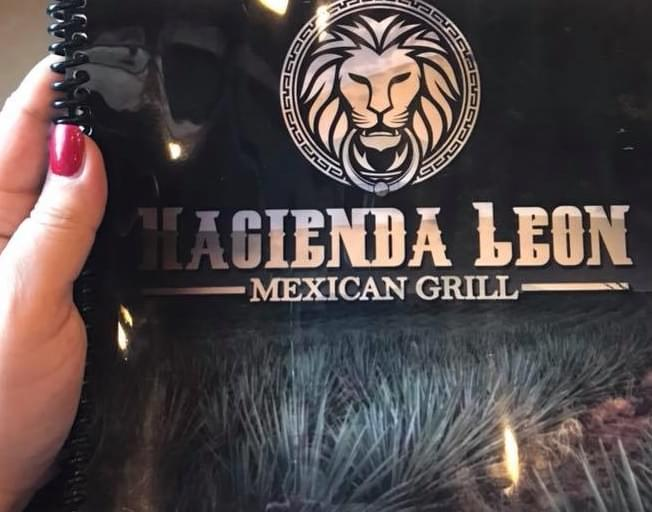 New Mexican Restaurant Hacienda Leon Menu and Review