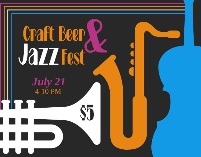 Craft Beer & Jazz Festival 2018