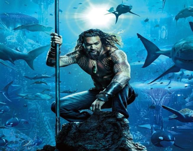 'Aquaman' Is Shaping Up to Be The Best Trailer at Comic Con