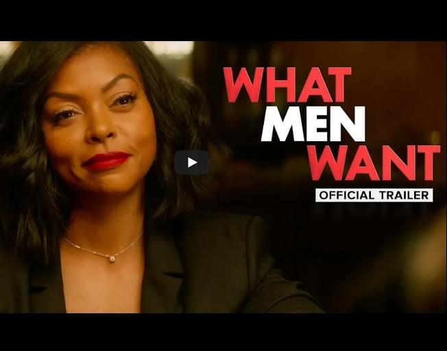 Taraji P. Henson Is Taking Over An Iconic Mel Gibson Movie Role in WHAT MEN WANT [VIDEO]