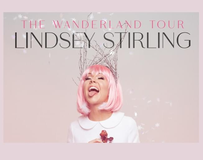 Win Tickets To See Lindsey Stirling From The Susan Show