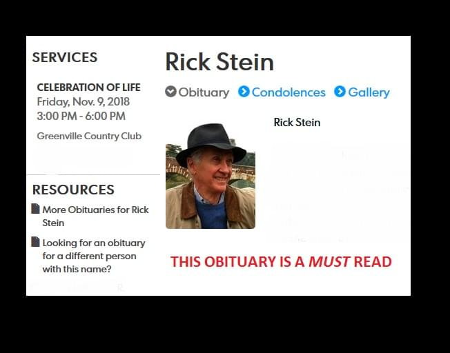 This Will Change How You Write Obituaries Forever
