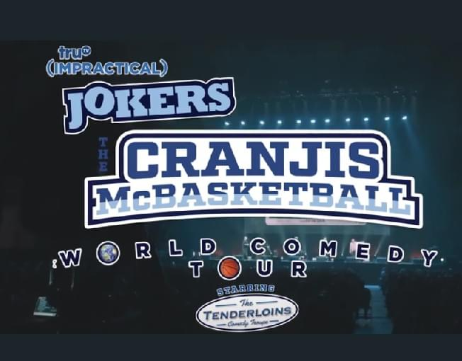 Win FREE Tickets For IMPRACTICAL JOKERS Show From THE SUSAN SHOW