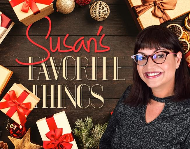 Susan's Favorite Things- A Gift Buying Suggestion List for BLO-NO Shoppers
