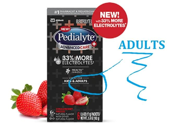 Pedialyte's New Packaging Isn't Hiding From Being An Awesome Hangover Helper