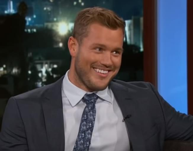 Colton Underwood Jimmy Kimmel Live youTube