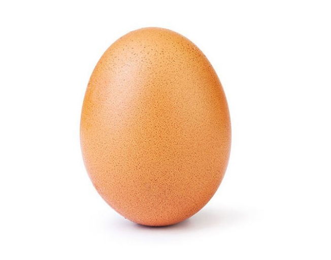 The World's Most Popular Egg