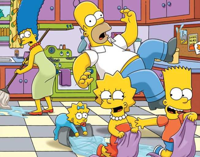 'The Simpsons' Renewed for Season 31 and 32 at Fox