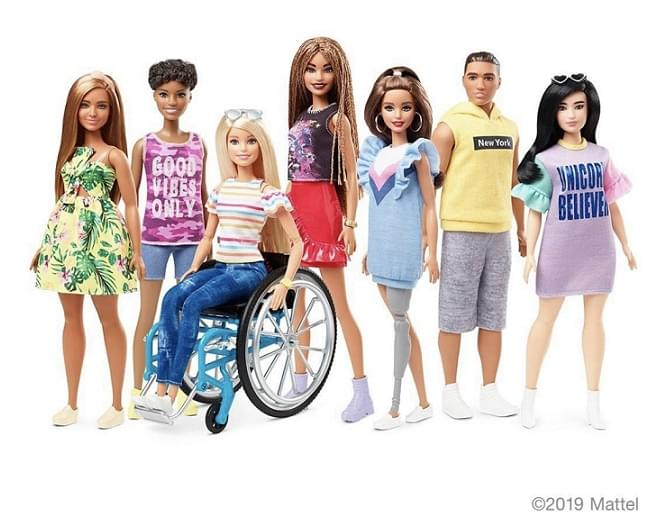 BARBIE Unveiled A Doll Who Uses A Wheelchair
