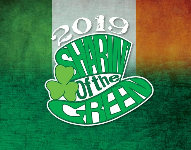 2019 Sharin' Of The Green Parade