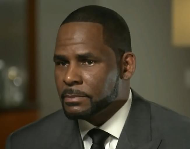 R. Kelly Breaks His Silence And Screams His Innocence [VIDEO]