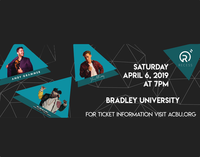 Win Tickets For Jesse McCartney, Andy Grammer, and T-Pain At BRADLEY RECESS Concert From THE SUSAN SHOW