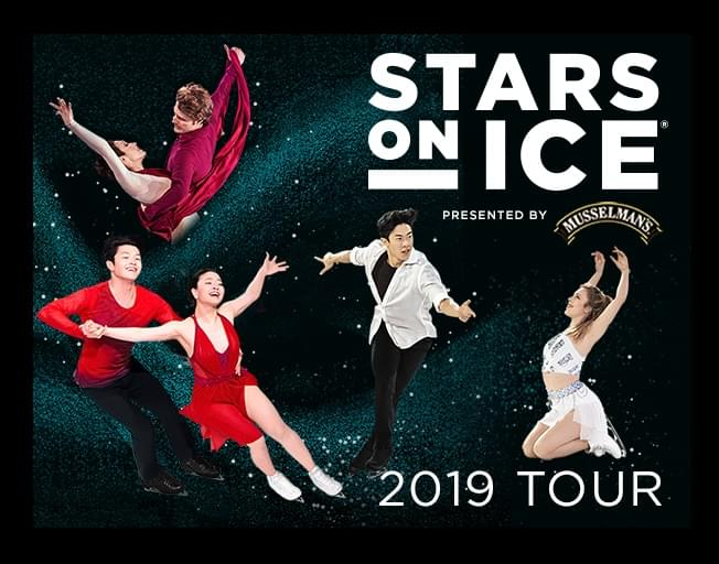Win Free STARS ON ICE TICKETS From The Susan Show