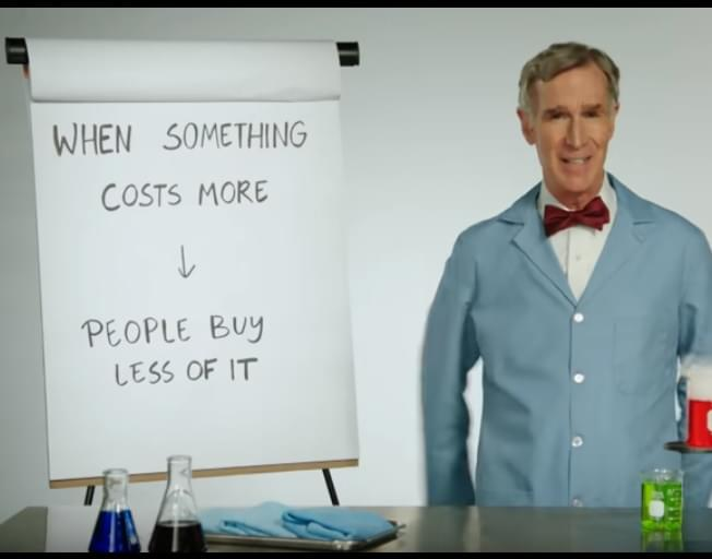 Bill Nye Climate Change Rant Is Amazing But NOT Safe For Work Viewing