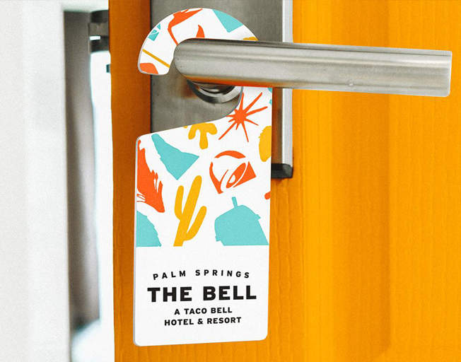 A Taco Bell-Themed Hotel is Coming