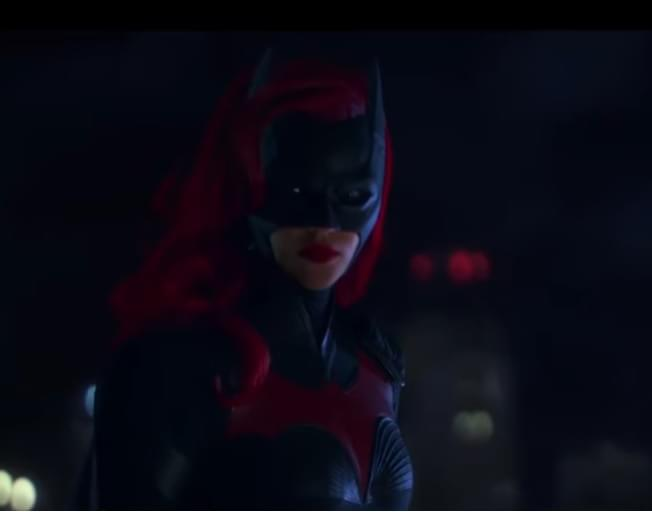 New BATWOMAN Trailer Is Here