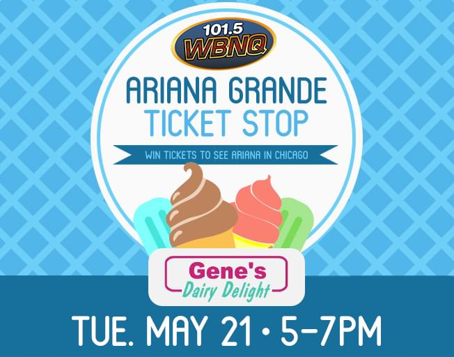 Win Tickets To See Ariana Grande In Chicago