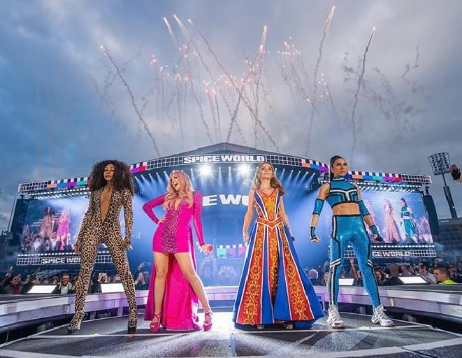 Spice Girls World Tour Could Happen