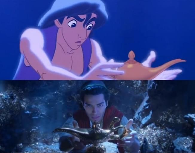 Disney's Aladdin Surpasses Disney's Aladdin