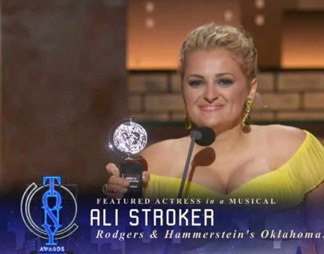 Tony Award For Ali Stroker Is A Historic Moment