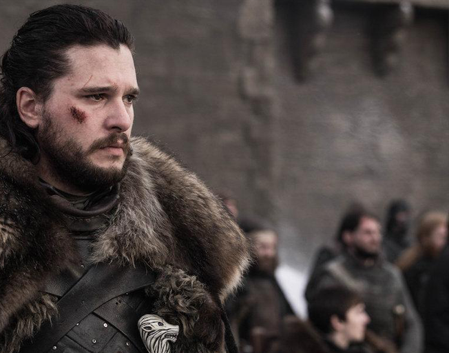 Jon Snow Apologizes For Final 'Game of Thrones' Season In Doctored Fan Video