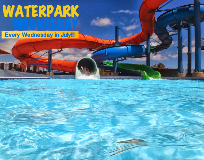 Waterpark Wednesday: Win Tickets To Knights Action Park