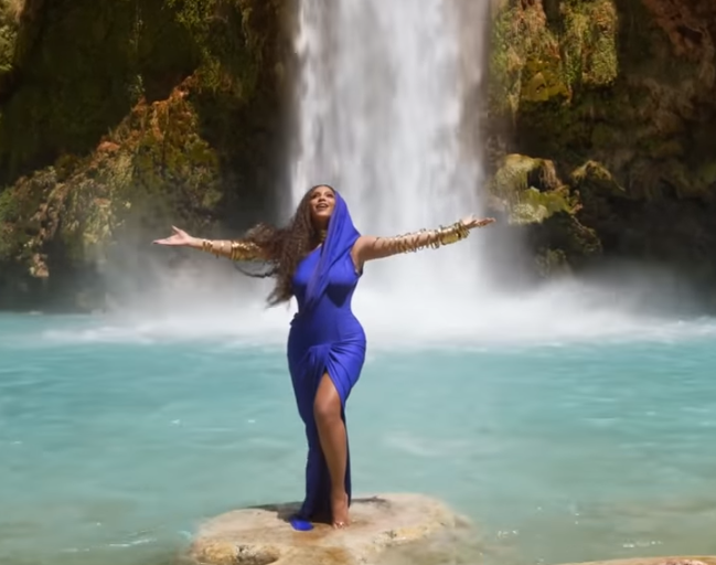 See SPIRIT- Beyonce's Big Addition To THE LION KING [VIDEO]