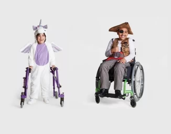 TARGET Is Selling Inclusive Halloween Costumes Kids